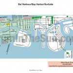 Map of Bal Harbor Eruv