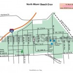 north miami beach eruv map